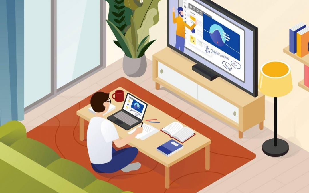 How to Succeed in a Distance Learning Setting