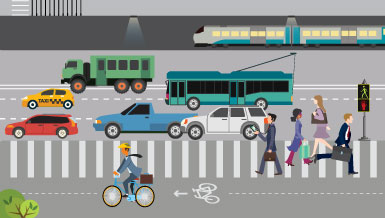 How Covid-19 Impacted the Industries that Support Your Commute